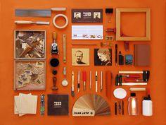 Wood Arts –Identity by Laszlo Sandor, via Behance