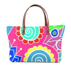 CANDY COLOR TOTEBAG