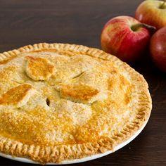 Irish apple tart