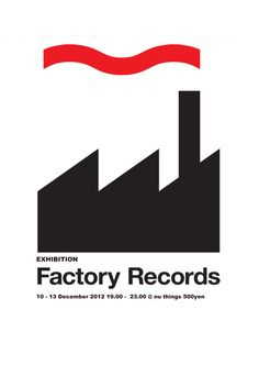Factory Records Peter Saville, New Order Album Covers, Ace Logo, Factory Records, Factory Design, Retro Posters, Joy Division, Music Photo, Band Posters