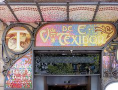 Barcelona - Rda. St. Pere 010 a | Flickr - Photo Sharing!