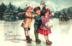 Russian Holiday Art