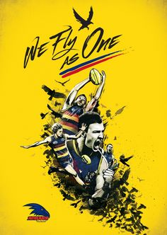 Adelaide Football Club - We Fly As One