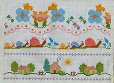 Χειροτεχνήματα: Κεντητές κουβέρτες για μωρά / Cross stitch baby blankets Cross Stitch Baby Blanket, Kids Rugs, Knitting, Instagram, Home Decor, Cas, Google, Cross Stitch For Baby, Cross Stitch Embroidery