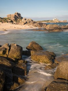 #Finistère #Bretagne Pors Pol #Brignogan (7 photos)  © Paul Kerrien  http://toilapol.net