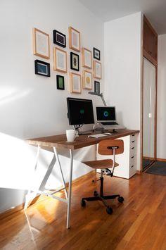 Tendencias 2013: un mini despacho integrado en otra estancia. | Kenay Home