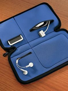 Charger Case - Built NY Charger Storage Bag - Electronics Charge Tote | Solutions