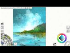 ▶ Painting tutorial - Artrage 3 - YouTube  one of the first tuts I saw, but still helpful.