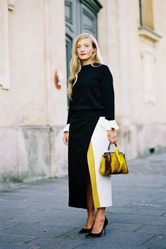 Paris Fashion Week SS 2015....Kate (via Bloglovin.com )