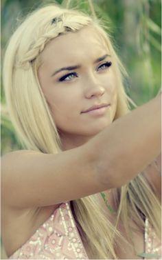 Natural make-up <3