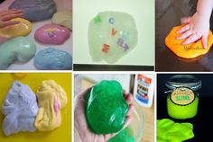 Slime, silly putty, flubber e gak fatti in casa: ricette – Lapappadolce Crafts For Kids To Make, Diy For Girls, Kids Crafts, Sugar Free Deserts, Valentine Activities, Scout Activities, Science Activities, Slime For Kids, Homemade Slime