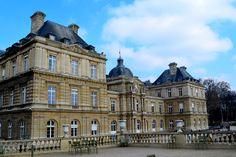 SALOMON DE BROSSE 1571-1626, Palais du Luxembourd (Marie de Medicis), 1616-1631, Paris