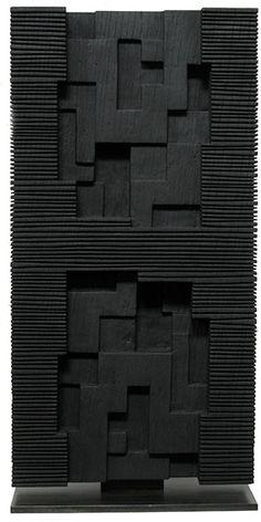 Alban LANORE | Sculptures Contemporaines | Totem | Stèle