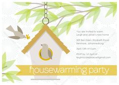 Housewarming Invitations Templates Delectable Printable Housewarming Invitations Free  House Warming Ideas .