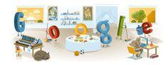 Buon 2013: Doodle di Capodanno per Google