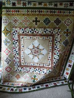medallion quilts - Google Search