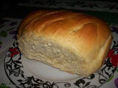 Receita de Pão caseiro fofinho ... eu fiz ...e uma delicia....