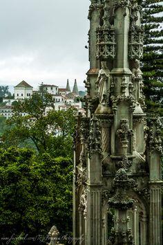 Torre da Capela, Quinta da Regaleira, Sintra - Portugal