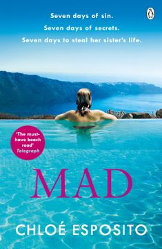 Blog Tour: Chloe Esposito – Mad –  Extract – 4* Review