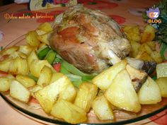 Stinco di maiale al forno http://blog.giallozafferano.it/delizioso/stinco-maiale-al-forno