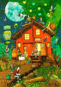 The Art Of Animation, Uetsuji Shotaro