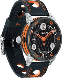 M Watch Golf Master Ladies Orange Hands- Watch Available to buy online. Brm Watches, Cool Watches, Watches For Men, Watch Model, Telling Time, Orange Crush, Latest Jewellery, Casio Watch, Luxury Watches