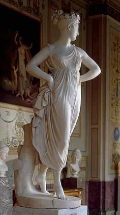 "Antonio Canova ""Dancer"""