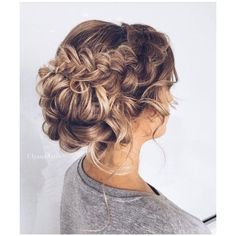 200 Bridal Wedding Hairstyles for Long Hair That Will Inspire ❤ liked on…