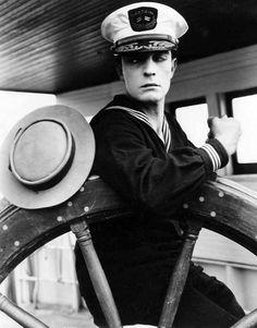 Silent Film Star Buster Keaton