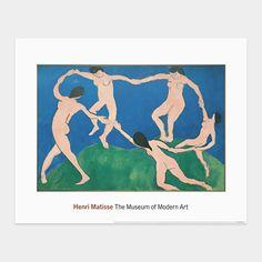 Henri Matisse: Dance I