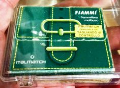 From Italy Flimmi Italian Bella Matchboxes Cover's Shaped like Suitcase and Briefcase