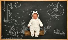 The Blackboard Baby Adventures ! | Just Imagine - Daily Dose of Creativity