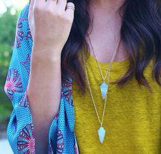 Mystic Necklace  on Etsy, $30.00