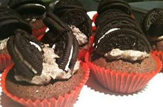 Rachel's Oreo cookie butterfly buns recipe - goodtoknow