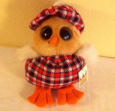 Machoot Plush Owl Kamar Stuffed Animal 9 by OnceAgainTreasure