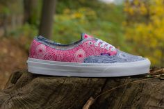 Vans Authentic Liberty Peacock / White http://ow.ly/r3Ocd