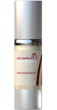 Made from omega acids which stimulate dermal tissue proteins, Merumaya's Iconic Youth Serum reduces the appearance of wrinkles, restores elasticity and even provides a feel-good sensation thanks to beta-endorphin inducing Rhodiola Rosea