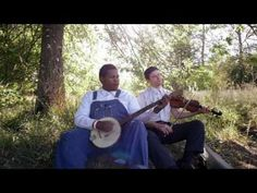 clawhammer banjo + overalls