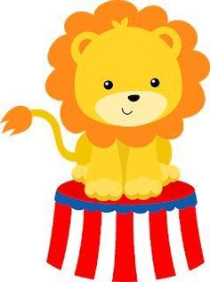 Free Baby Lion Clipart of Circo rosa minus clip art desenhos baby lions image for your personal projects, presentations or web designs. Carnival Crafts, Carnival Decorations, Circus Carnival Party, Circus Theme Party, Circus Baby, Carnival Birthday Parties, Carnival Themes, Dinosaur Birthday Party, Circus Birthday