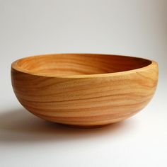 14/9 WOOD - Cherry Wooden Bowl 113 x 47 mm, by Inspired To Make, £18