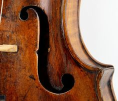Very Interesting, Old, Antique Violin unlabeled, Grafted Scroll, Ready-to-Play!!