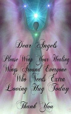 Dear Angels Prayer ~☆~