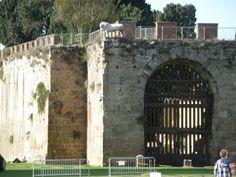 Cathedral Gates Pisa