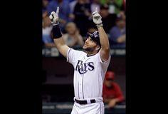Luke Scott, DH  Tampa Bay Rays