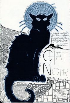 Cat Noir...different version