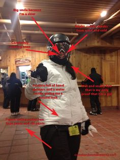 Why I'll never meet a guy on the ski lift!