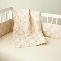 I LOVE THIS BABY BEDDING!! Nursery Theme: The Lord is my Shepherd--my little lamb :)Baby Crib Bedding: Baby White Sheep Themed Crib Bedding Set in Crib Bedding