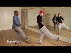 Fake ID Line Dance Tutorial - YouTube