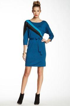 Adalyn Merino Wool Sweater Dress