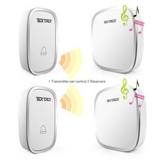 Lightning Deals begins: 12:00 PM - 4:00 PM, 12nd, Sep.                                                      Wireless door bell kit for home / office / apartment / villa